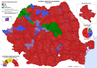 2012 Romanian legislative election