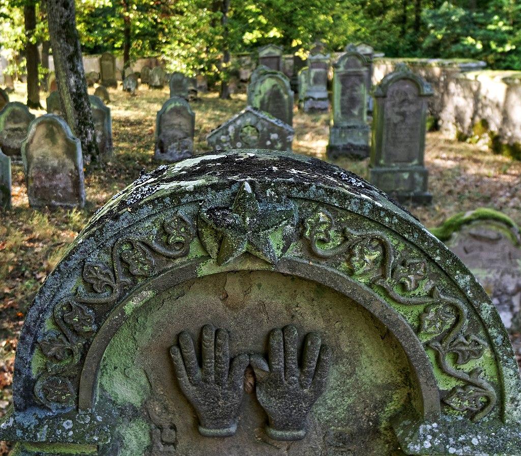Der Jüdische Friedhof in Creglingen. 13.jpg