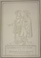 Der König von Frankreich Henri IV. und Gabrielle d'Estrées auf der Jagd (SM 1182z).png