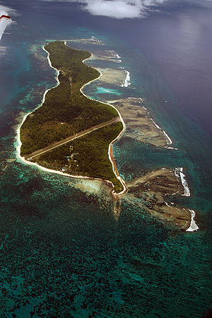 Amirante Islands - Image: Desroches