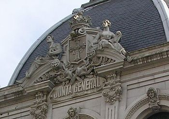 Detalle fachada JGPA