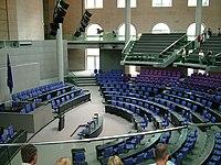 Rigsdagshusets plenarsal