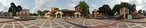 Dhakeshwari National Temple Complex - 360 Degree View - Dhaka 2015-05-31 2668-2680 Compress.JPG