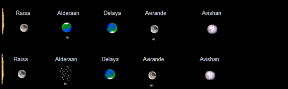 Diagram of the fictional Alderaan Star System (Star Wars).png