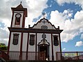 Diamantina MG Brasil - Igreja S. Francisco de Assis - panoramio.jpg