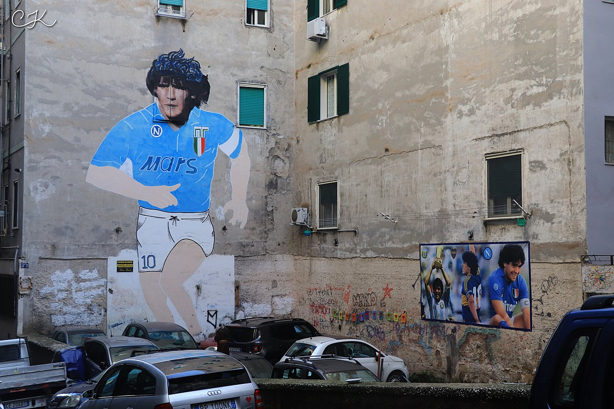 Maradona as memory, myth, and metaphor