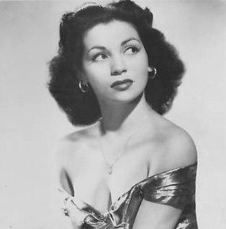 Diosa Costello - Costello in 1943