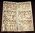 Dittico con scene della vita e della passione di cristo, parigi, 1300-20 ca.jpg