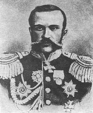 Князь Дмитрий НиколаевичКропоткин