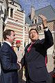 Dmitry Medvedev and Hugo Chavez 10 September 2009-2.jpg