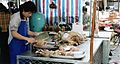 Dogs being butchered in Guangdong, China 1999.jpg