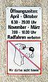 Dogs must stay outside, cemetery Herzogenburg 02.jpg