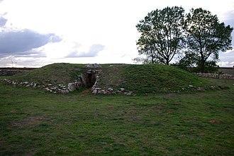 Sargentes de la Lora - La Cabaña dolmen