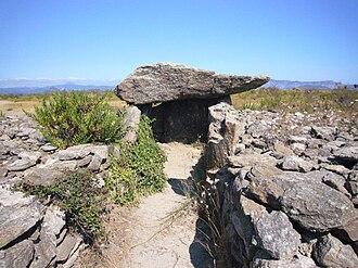 Bélesta, Pyrénées-Orientales - The Bélesta dolmen