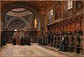 Domenico Battaglia - Napoli, Coro in Donnaregina Nuova.jpg