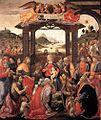 Domenico ghirlandaio, adorazione dello spedale degli innocenti.jpg