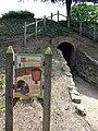 Doorway to a secret chamber - geograph.org.uk - 1869772.jpg