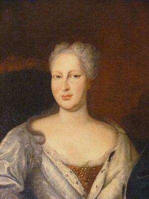 Dorothea Friederike of Brandenburg-Ansbach
