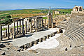 Dougga Theatre - Looking Down from the Top.jpg