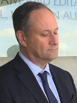 Douglas Emhoff in 2017.