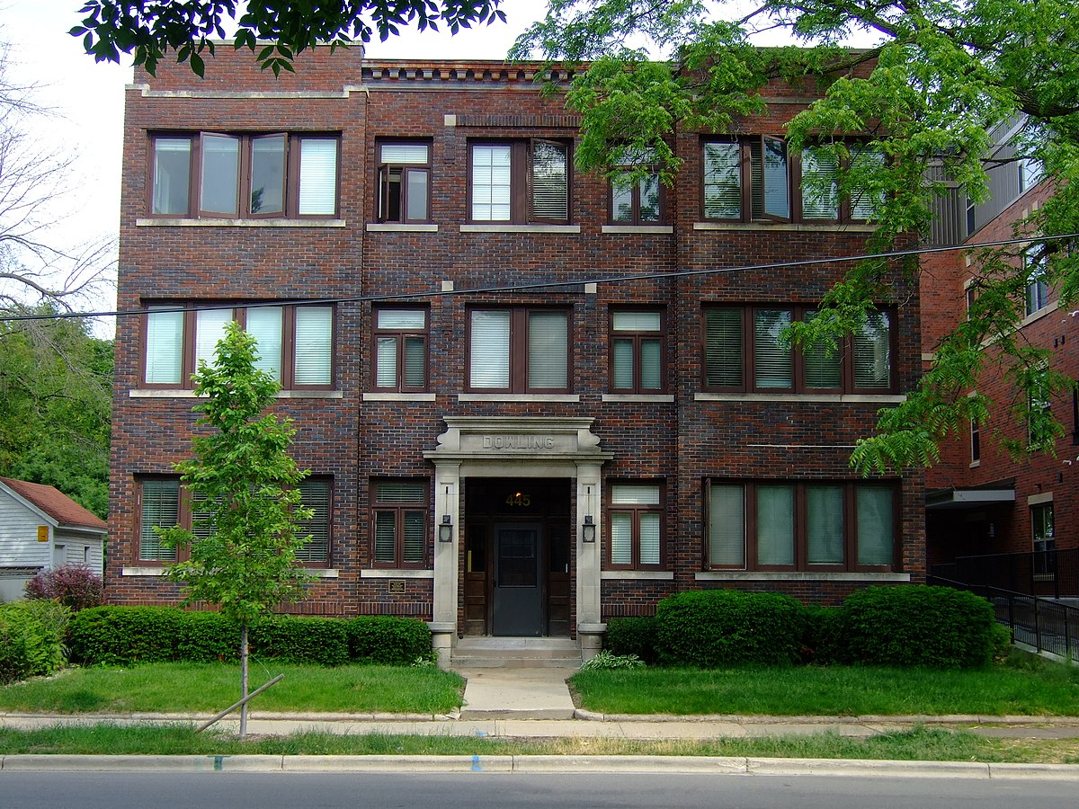 Dowling Apartment Building - Wikipedia