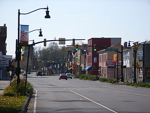 Historical Plainfield Town Center