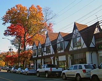 Short Hills, New Jersey - Downtown Short Hills