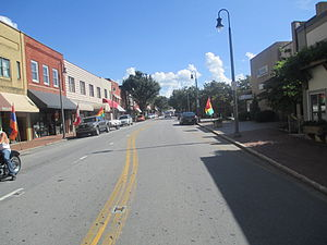 Waynesville, North Carolina - Downtown Waynesville (2012)