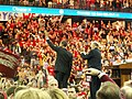 Doyle and Obama waving (2262288284).jpg