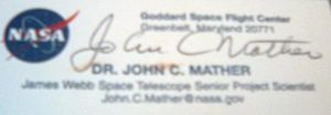 John C. Mather - Image: Dr John C Mather