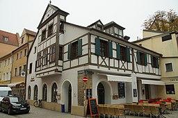 Drei-Mohren-Straße in Regensburg