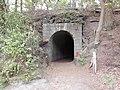 Driebergen-Rijsenburg - Heidestein, tunnel 1 noord RM509776.JPG