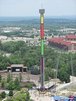Drop Tower (Cedar Fair) - Wikipedia