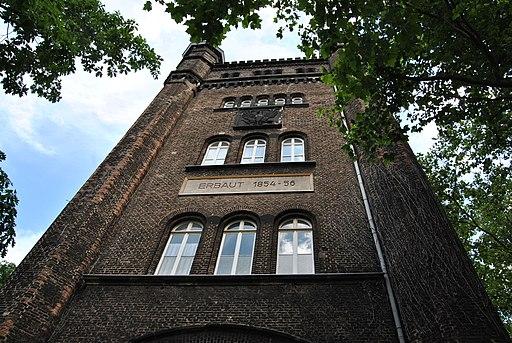 Duisburg, Hebeturm Homberg, 2012-07 CN-02