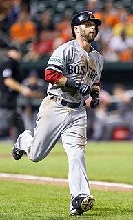 Dustin Pedroia American baseball player