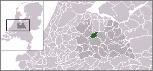 Maarssen - Image: Dutch Municipality Maarssen 2006