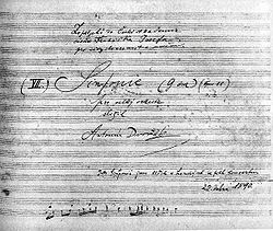 Image illustrative de l'article Symphonie nº 8 de Dvořák