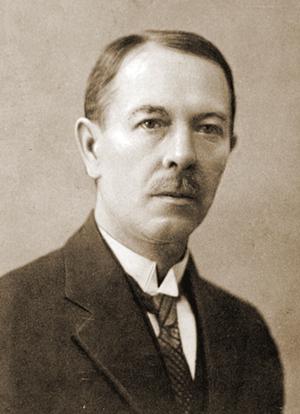 Ukrainian National Democratic Alliance - Dmytro Levytsky, party leader from 1925-1935