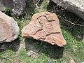 Dzagavank (cross in wall) (92).jpg