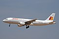 EC-FGV A320-211 Iberia Express PMI 29MAY12 (7296768814).jpg