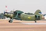 EGVA - Antonov AN-2 - Estonian Air Force - 40 Yellow (43958770971).jpg