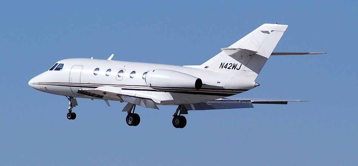 Dassault Mystère 20 — Wikipédia