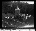 ETH-BIB-Heidelberg, Schlosshof vom 8-eckigen Turm gesehen-Dia 247-01591.tif