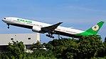 EVA Airways, Boeing 777-300ER, B-16726 - TPE (36367466285).jpg