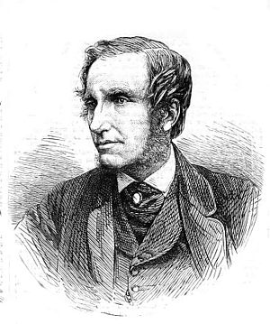 Edward William Cooke - Cooke in 1864