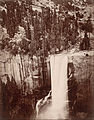 Eadweard Muybridge - Pi-Wi-Ack (Shower of Stars), Vernal Fall, 400 Feet, Valley of Yosemite - Google Art Project.jpg