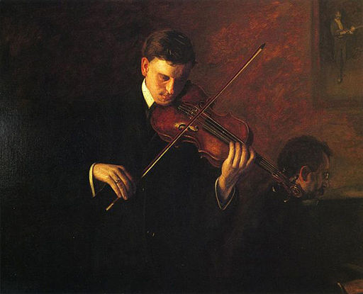 Eakins, Music 1904