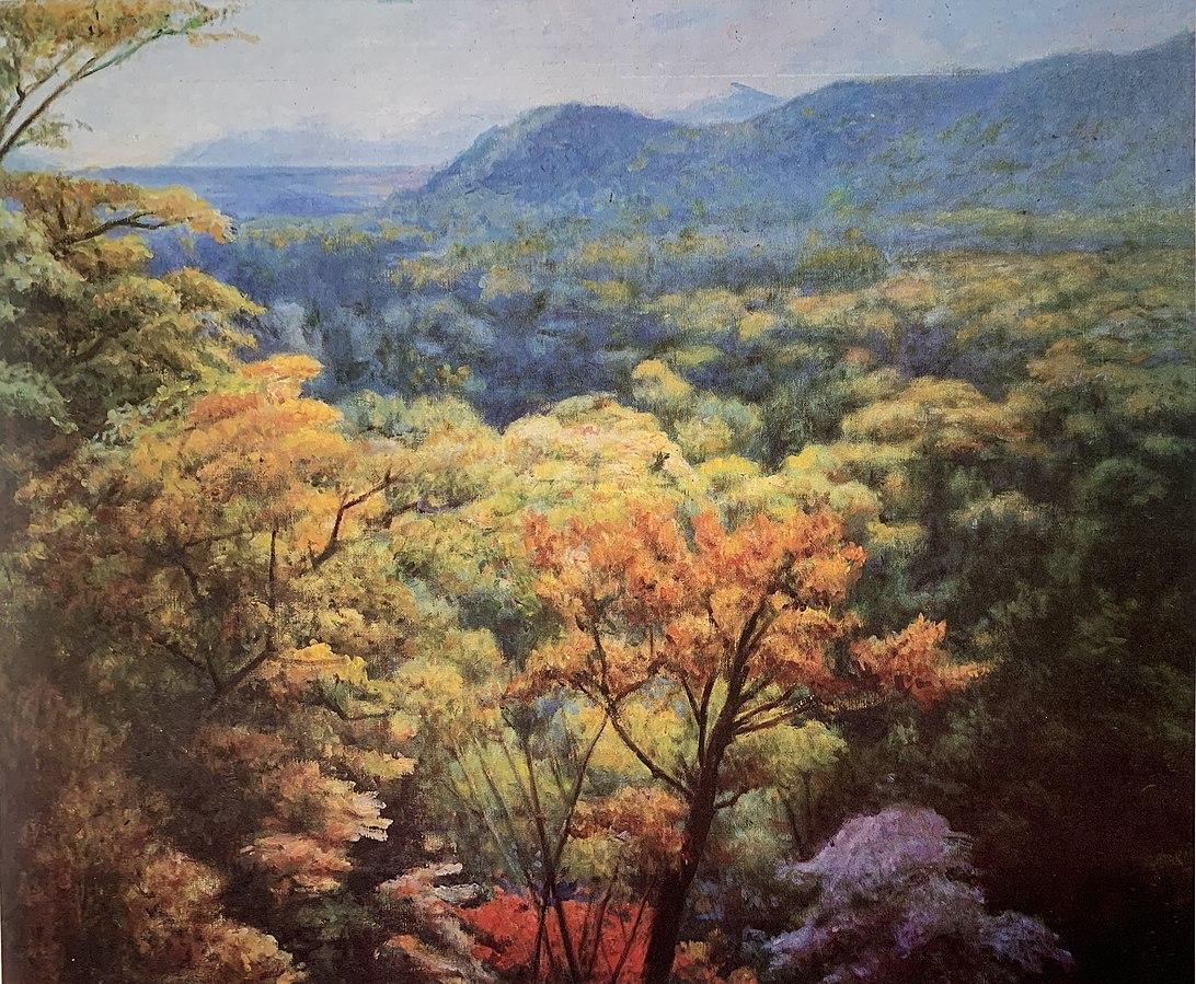 Early Fall In Nikko