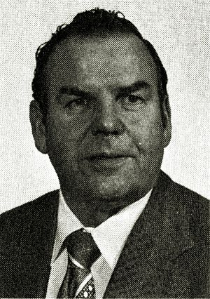 Alaska State Troopers - Ed Dankworth (1928–2008) joined the agency in 1954 and retired as its director in 1975.  Following retirement, he served one term apiece in the state house and state senate as a Republican representing west Anchorage and later became a lobbyist.