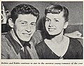 Eddie Fisher and Debbie Reynolds, 1954.jpg